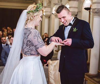 """Anna powiedziała """"tak"""" Grzegorzowi w programie """"Ślub od pierwszego wejrzenia"""""""