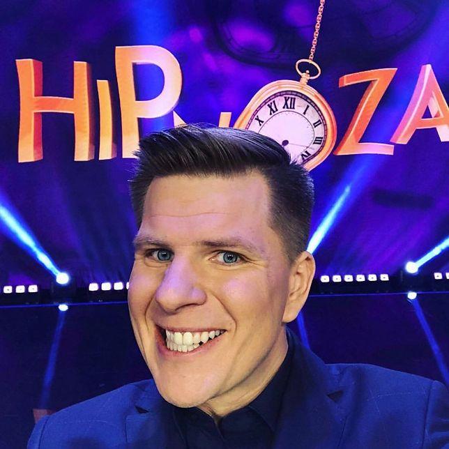 "Filip Chajzer, 34-letnia ""Nadzieja telewizji"""