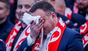 """Andrzej Duda w Katowicach mówił o """"oczyszczeniu naszego polskiego domu"""""""