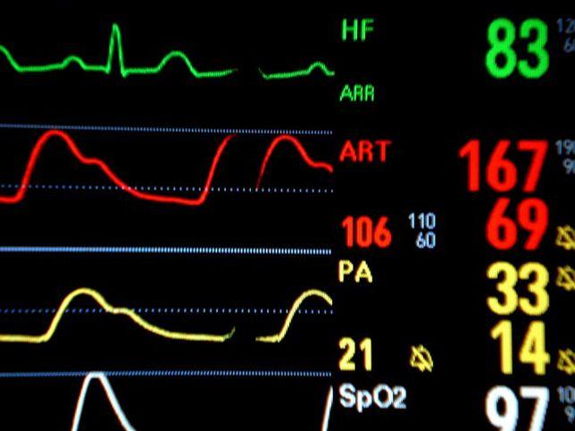 Bicie serca zabezpieczy dane
