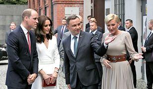 """Jan Lubomirski o wizycie brytyjskiej pary książęcej. """"Była to bardzo miła, rodzinna wizyta"""""""