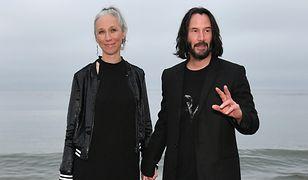Keanu Reeves i Alexandra Grant planują ślub? Wieści zza oceanu