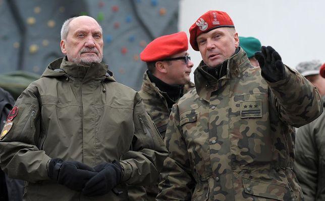 Macierewicza pilnuje niemal setka żandarmów! Nawet prezydent nie ma takiej ochrony