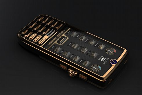 Telefon komórkowy z Androidem za, bagatela, 50 tys. dolarów