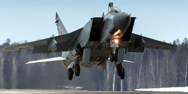 Miejsce 8: MiG-31 - 2992 km/h