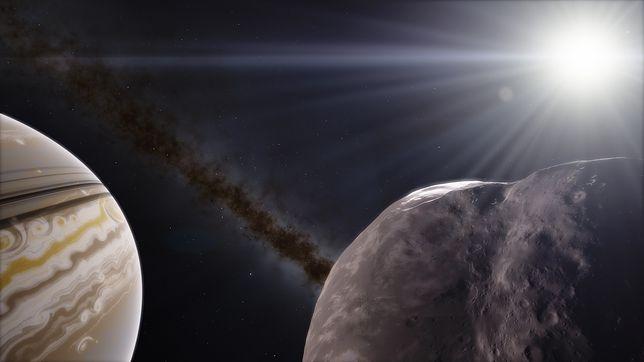Naukowcy wsadzili meteoryty do pieca