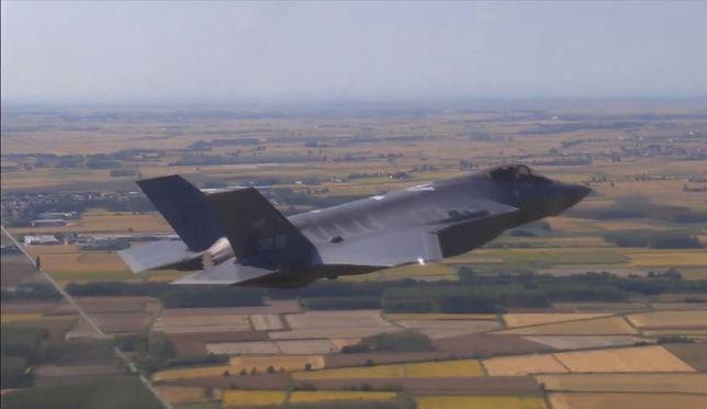 Włoskie F-35A