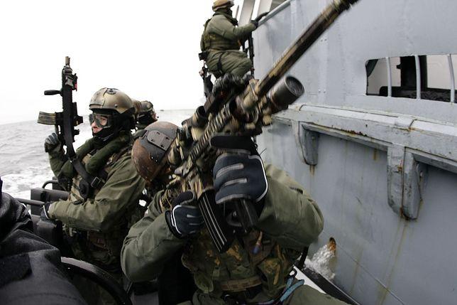 Jednostka Wojskowa GROM - zdjęcie poglądowe