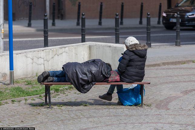 Bezdomność w obliczu koronawirusa. To jeszcze większe wykluczenie