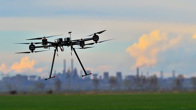 Budują pierwszy port lotniczy dla... dronów