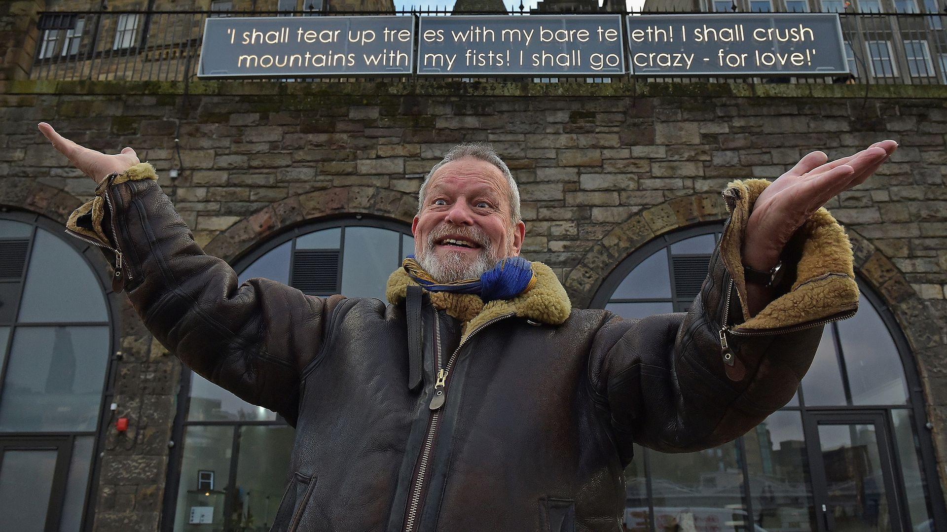 Terry Gilliam - Człowiek, który w końcu zabił Don Kichota