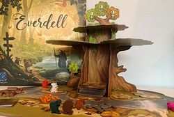 Recenzja Everdell - wiele możliwości ukrytych pod uroczą oprawą