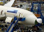 Blisko trzy tygodnie trwa montaż Boeinga 787 Dreamliner