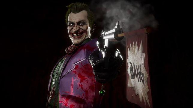 Twórcy serii Mortal Kombat przybliżają styl walki Jokera
