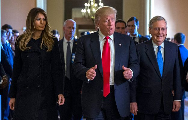 Prezydent elekt Donald Trump zapowiedział zmianę strategii wojskowej w Syrii