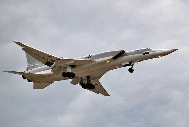 Rosyjski bombowiec Tu-22M