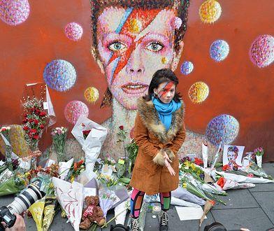 David Bowie nie stronił od romansów