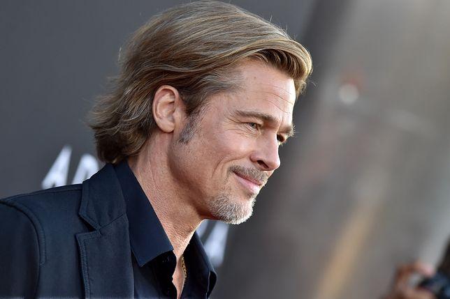 Brad Pitt być może ma nowy romans