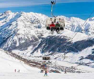 """Ośrodek narciarski w Livigno zamknięty. """"Wracajcie do domów"""""""