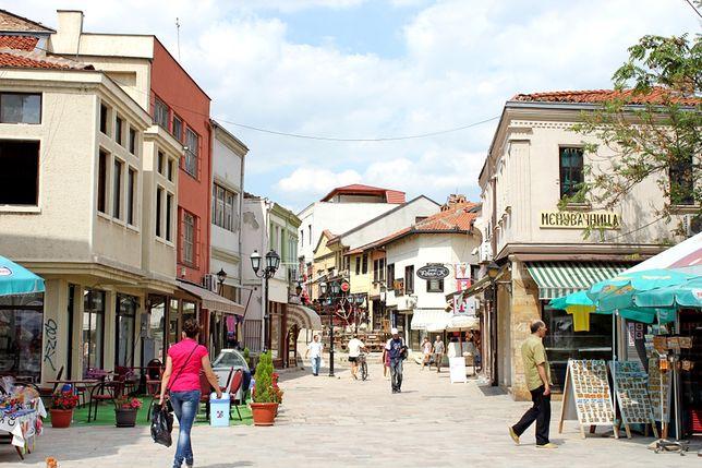Atrakcje Macedonii - Skopje