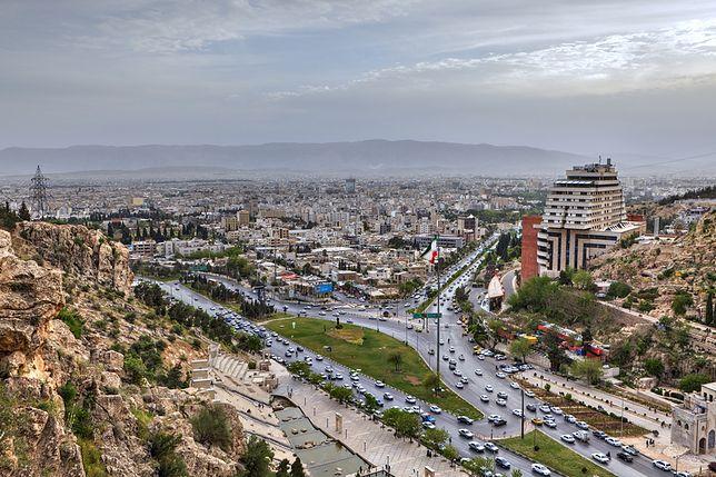 Iran to bajkowa architektura