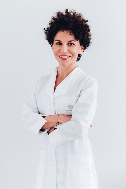 Właścicielka kliniki DERMEA - dr Ivana Stanković