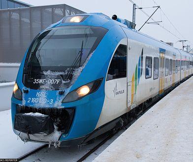Śląsk. Nie żyje pieszy potrącony przez pociąg w Czechowicach-Dziedzicach [zdj. archiwalne]