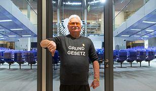 Lech Wałęsa nie stawił się na procesie