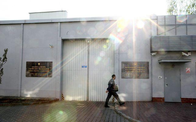 Ośrodek w Gostyninie. Śledczy znaleźli u Mariusza T. nośniki z pornografią dziecięcą