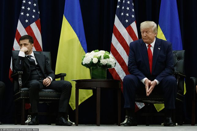 Skandal na linii Kijów-Waszyngton. Wiadomości potwierdzają, że Trump i jego administracja wywierali naciski na Ukraińców