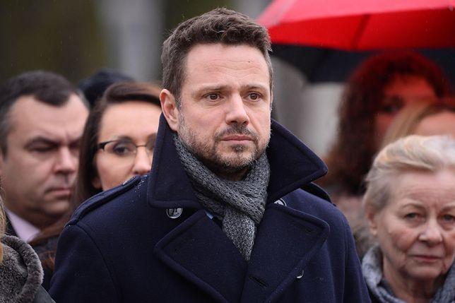 """Koronawirus w Polsce. Rafał Trzaskowski: """"Warszawa nie wyobraża sobie przeprowadzenia wyborów""""."""