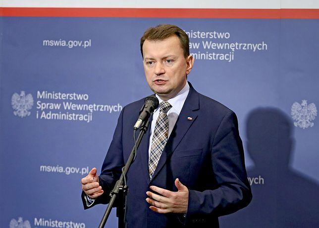 Mariusz Błaszczak ocenił wyniki niemieckich wyborów