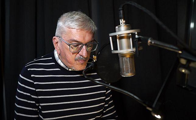 """Marek Niedźwiecki znów na antenie! Posłuchaj """"Muzyki na 1 listopada"""""""