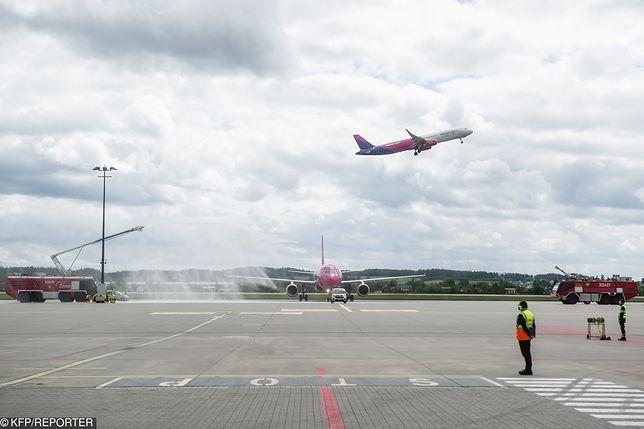 Zniszczenie lotniska. 19-latek z zarzutami.
