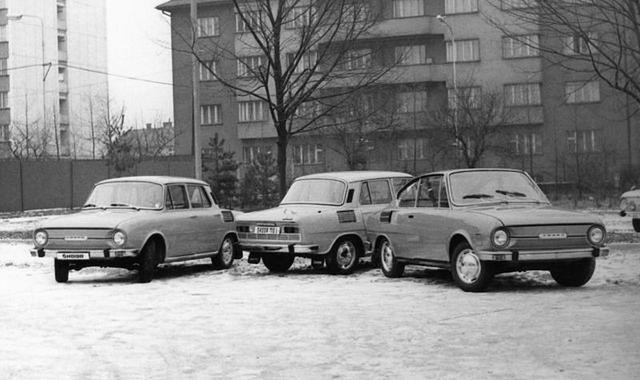 25 lat od zakończenia produkcji aut Skody z silnikiem umieszczonym z tyłu