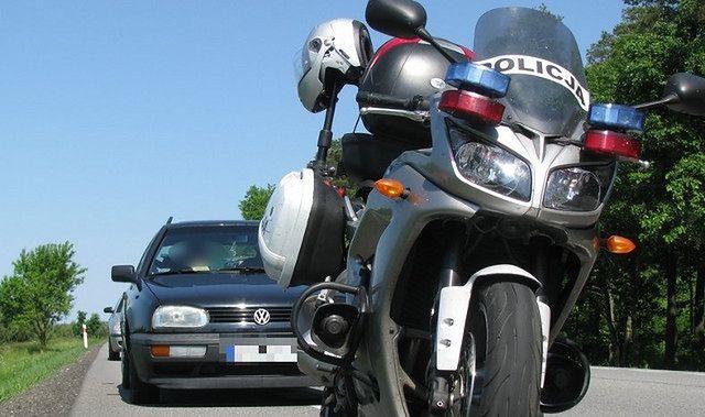 Sezon motocyklowy rozpoczęty: policja przestrzega