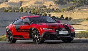 Autonomiczne Audi szybsze od kierowcy wyścigowego