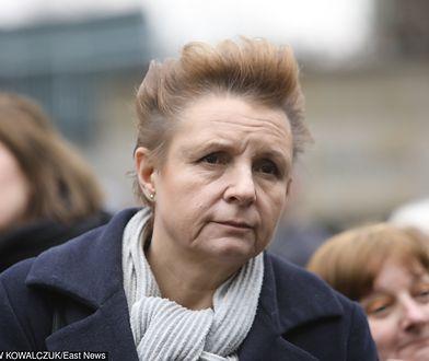 """Była minister Małgorzata Omilanowska o chorobie. """"Traktują mnie jak osobę, która niedługo umrze"""""""