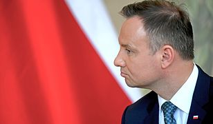 Dostał medal od prezydenta Andrzeja Dudy. Teraz go zwraca i dodaje: popełnił Pan okropną pomyłkę