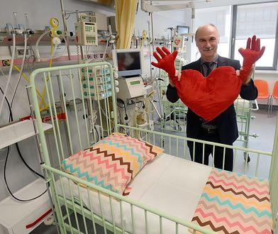 Pierwszy w Polsce, nowoczesny ośrodek przeszczepowy dla dzieci otwarty (ZDJĘCIA)
