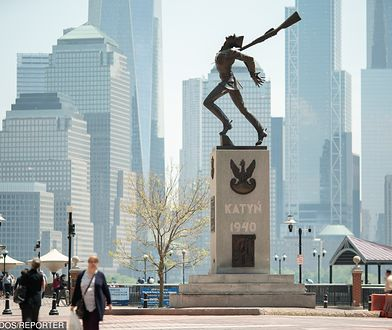 Podjęto decyzję ws. Pomnika Katyńskiego w New Jersey. Przenosin nie będzie