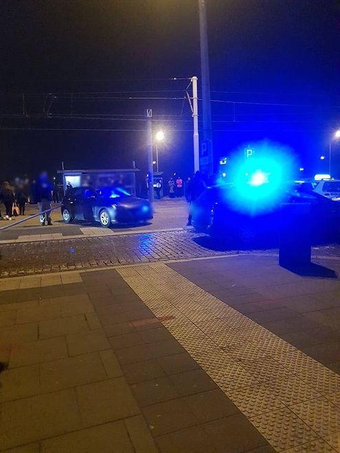 Szczecin. Po pościgu policjanci złapali poszukiwanego
