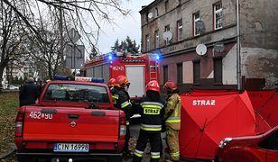 Straż pożarna interweniuje po zgłoszeniu (zdjęcie ilustracyjne)