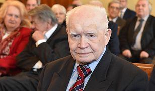 Adam Strzembosz, były prezes Sądu Najwyższego