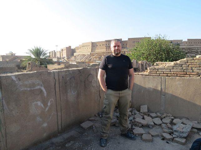 Witold Repetowicz kilka tygodni spędził w syryjskich więzieniach