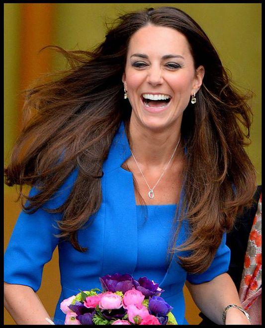 Kate Middleton nie lubi monotonii - również na głowie