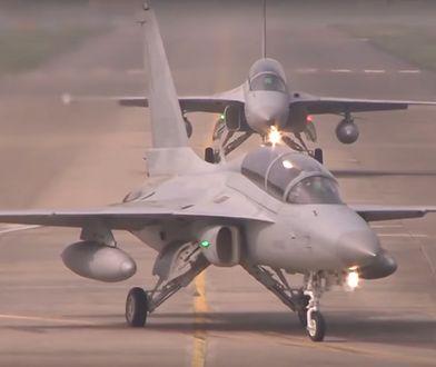 Korea Południowa ulepsza swoje samoloty bojowe. Pomyślne testy FA-50 z nowym zasobnikiem