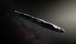 Oumuamua to pozostałość obcej technologii. Tak twierdzi profesor z Harvardu