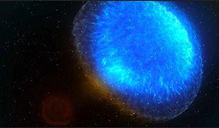 Do zderzenia gwiazd doszło 3 lata temu. Jego skutki nadal zaskakują naukowców