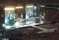 Morze fanów Rolling Stonesów na PGE Narodowym. Jagger mówi po polsku i szaleje na scenie